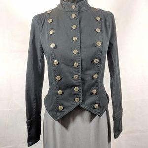 Betsey Jonhson Military Style Jacket